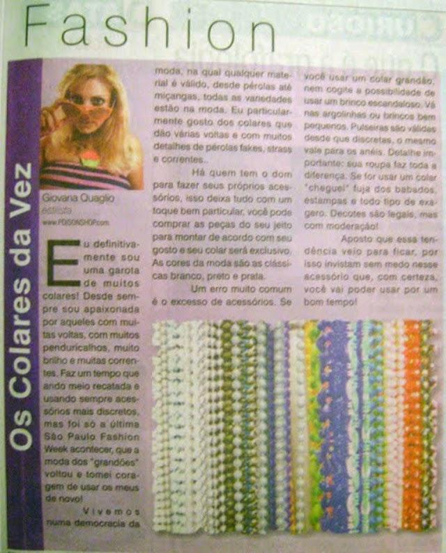 Giovana-Quaglio-Coluna-Jornal-Popular-Mogi-Mirim-Blogueira-de-Moda-Acho-Tendencia-Colares-Como-Usar