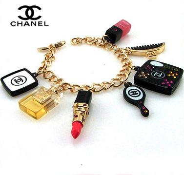 pulseira, chanel, miniaturas