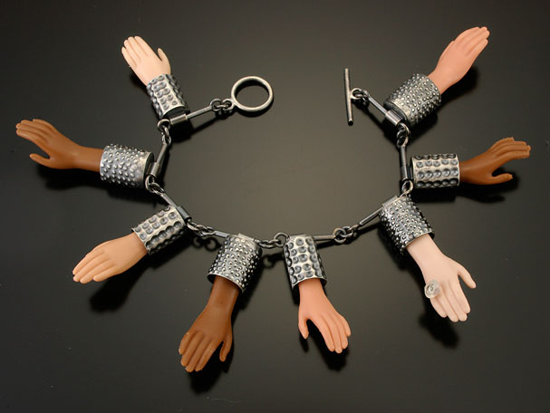 joias, barbie, acessórios, macabro