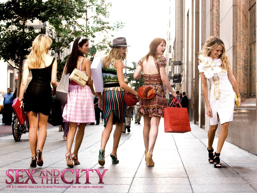frase, moda, sex and the city, carrie bradshaw, betsey johnson