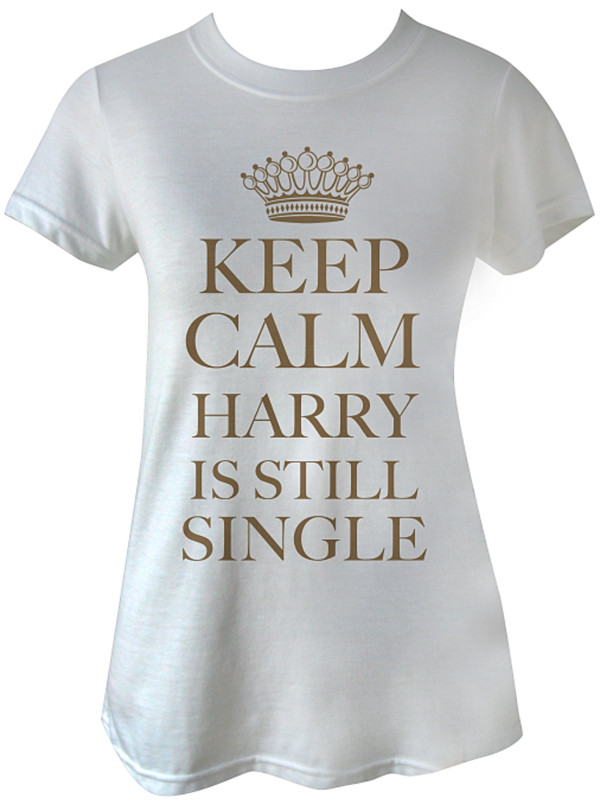 principe harry, camiseta