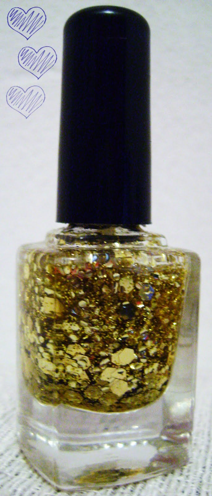 sancion angel, pure glam, sunshine, esmalte, risque