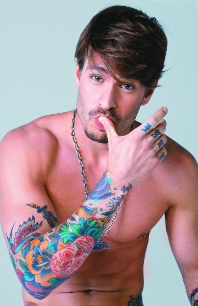 mateus verdelho, tatuagem, tattoo, cueca, casamento