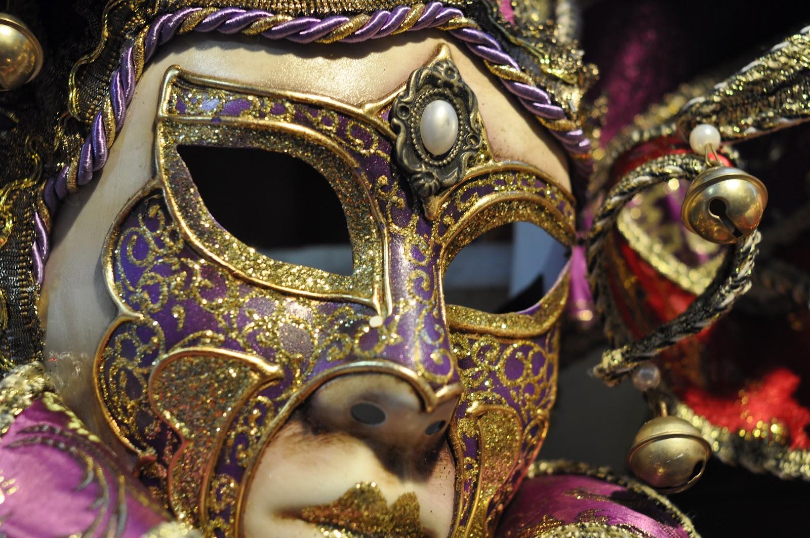 mascara, veneza, italia, giovana quaglio