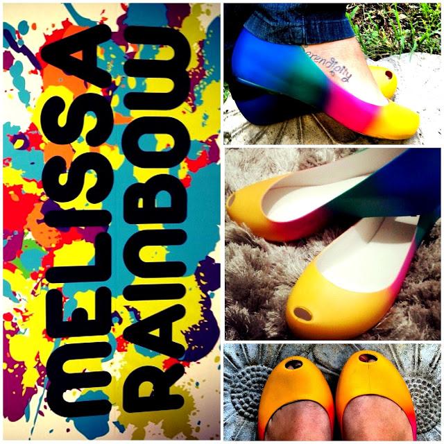 melissa, ultragirl, rainbow, colorida, exclusiva, spfw, fashion week,
