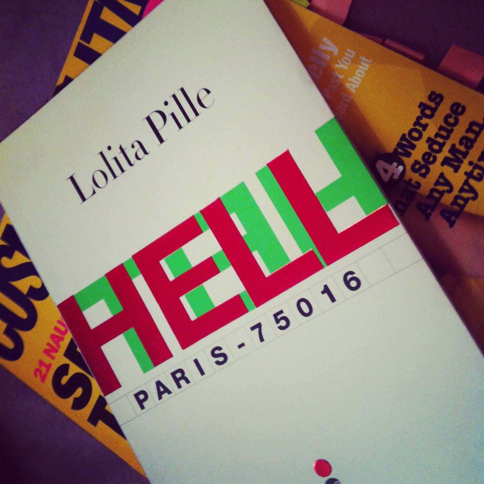 compra online, livro, hell paris, estante virtual,