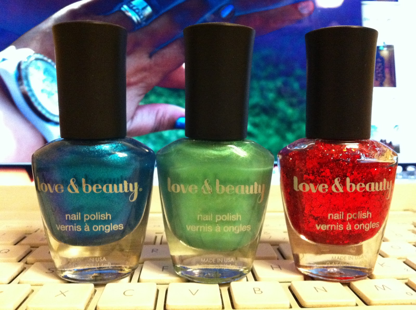 esmaltes, forever 21, giovana quaglio, love and beauty,