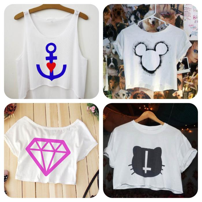 camisetas, criativas, acho tendencia