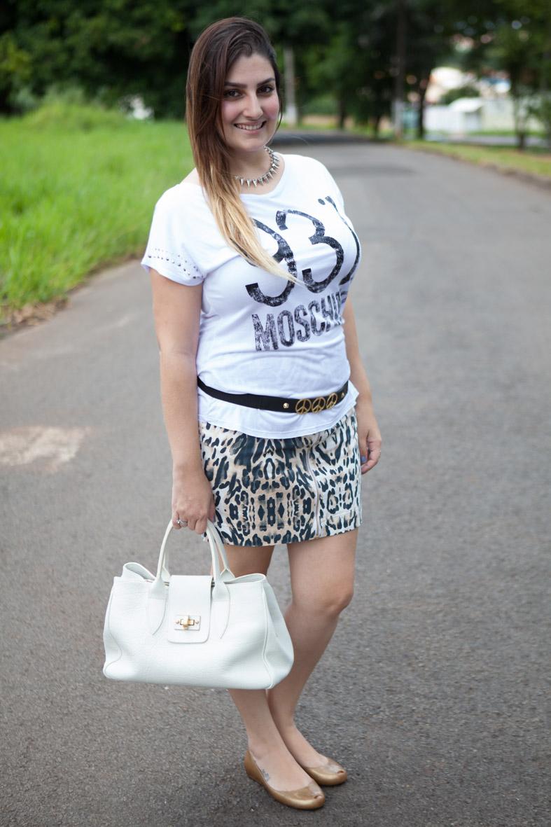 look do dia, moschino, giovana quaglio, saia de oncinha, melissa, giovana quaglio, blogueira de moda