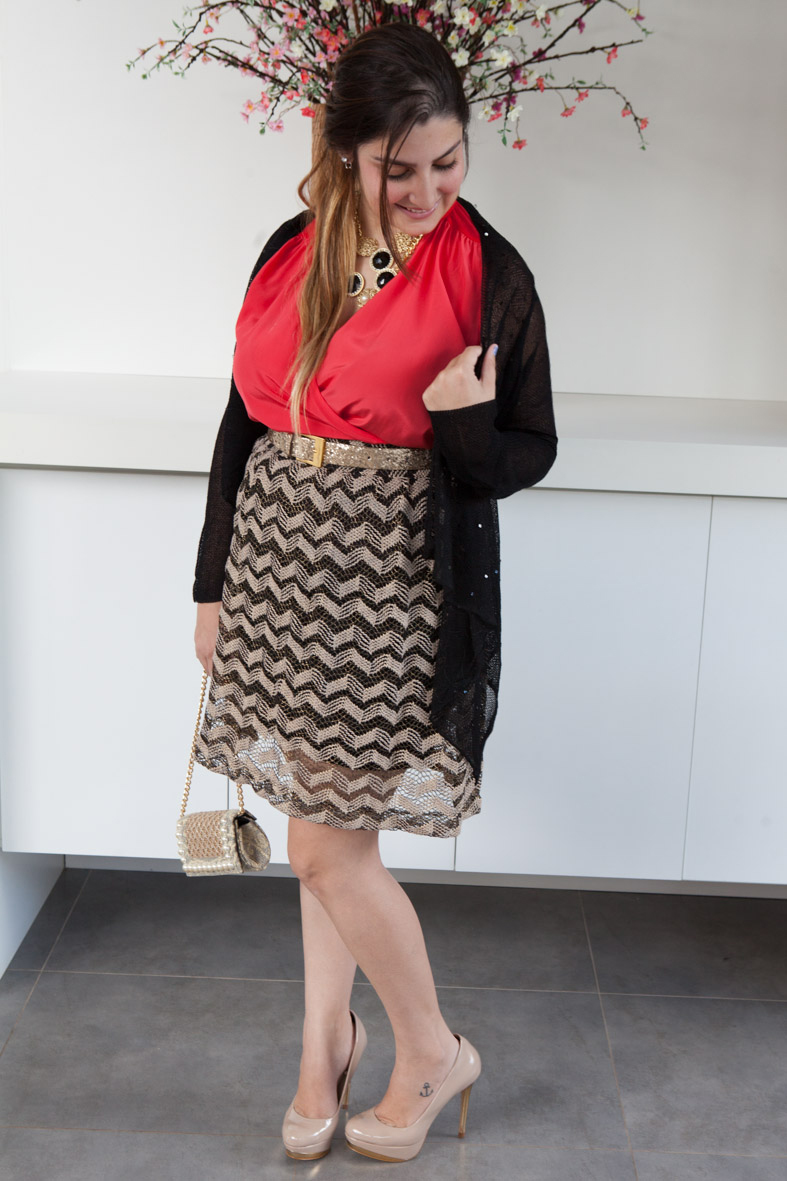 look do dia, crochet, moca bonita, giovana quaglio, blogueira de moda, dourado, zara, mogi mirim, mogi guacu, campinas