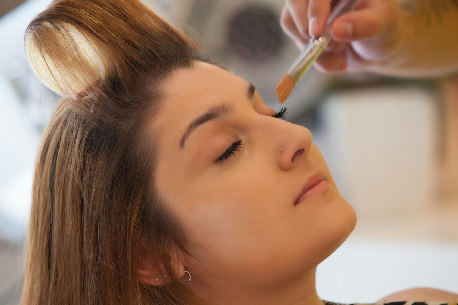 Salão excelencia, mogi mirim, giovana quaglio, beleza, maquiagem, cabelo, blog de moda, blogueira de moda,