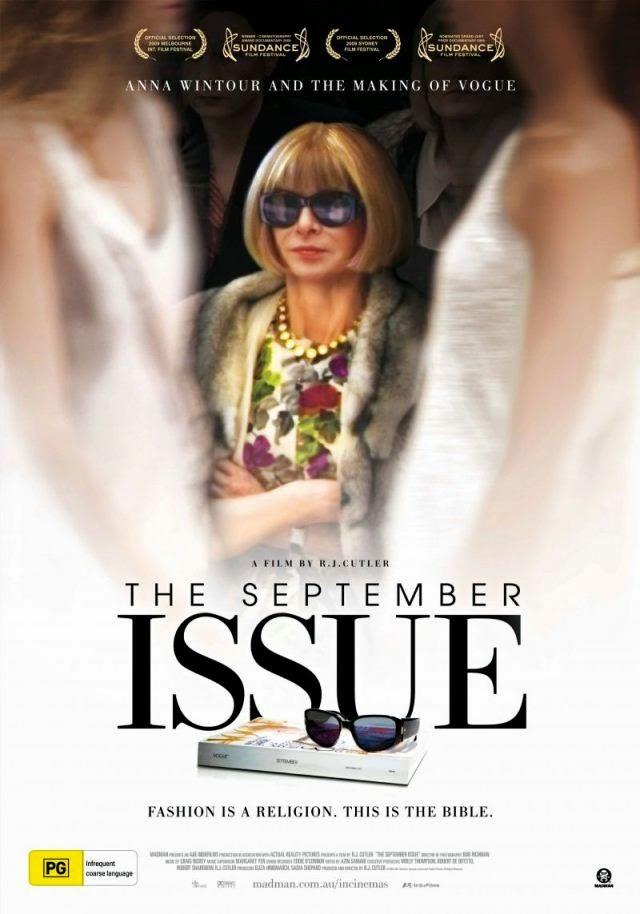 filmes de moda, filmes, sobre moda, moda, fashion, movies, the september issue