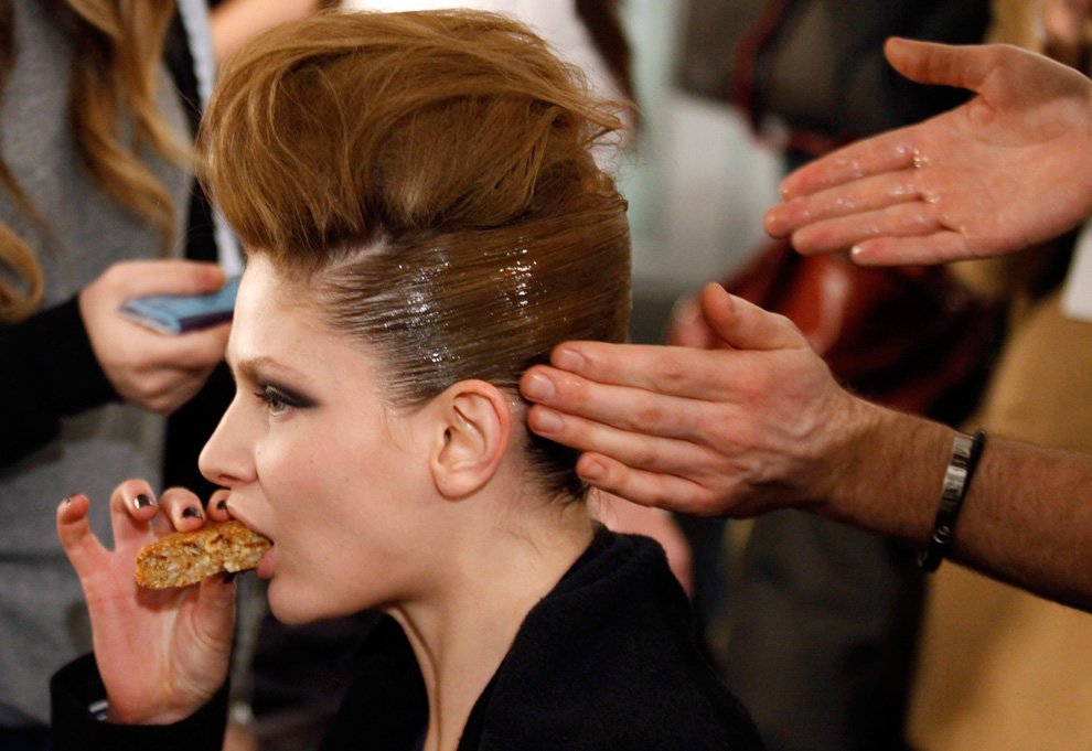 behind the scenes, desfile, nyfw, nova iorque, new york, backstage, maquiagem, make up