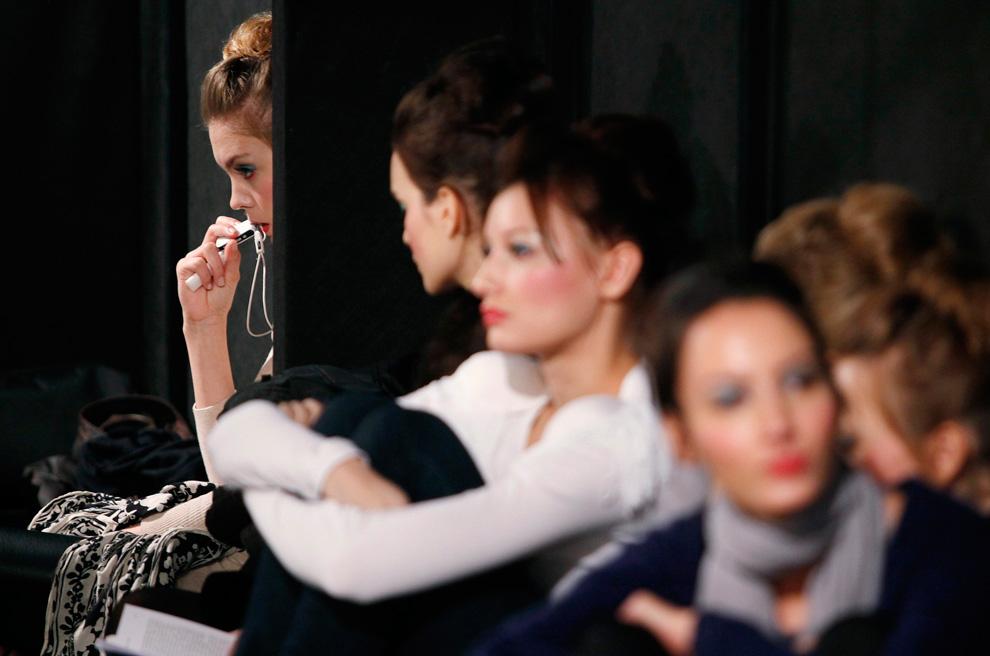 behind the scenes, desfile, nyfw, nova iorque, new york, backstage, maquiagem, make up