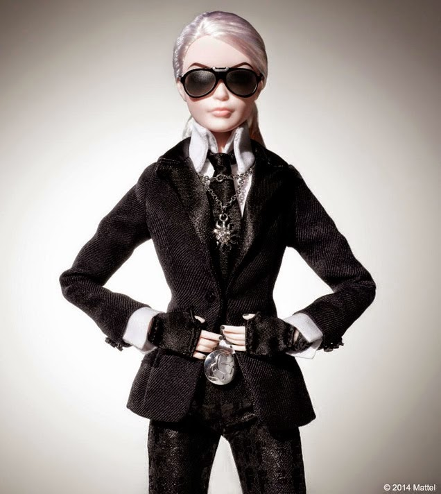 Barbie, Karl Lagerfeld