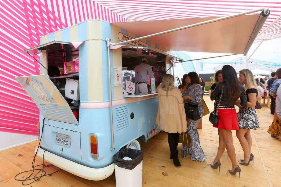 acho tendencia, spfw, food truck, são paulo fashion week, semana da moda, gourmet