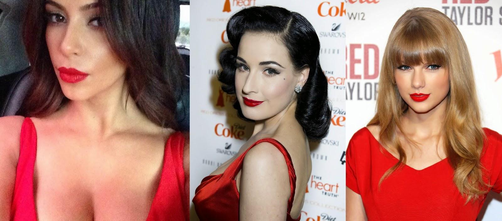 como usar, vestido vermelho, natal