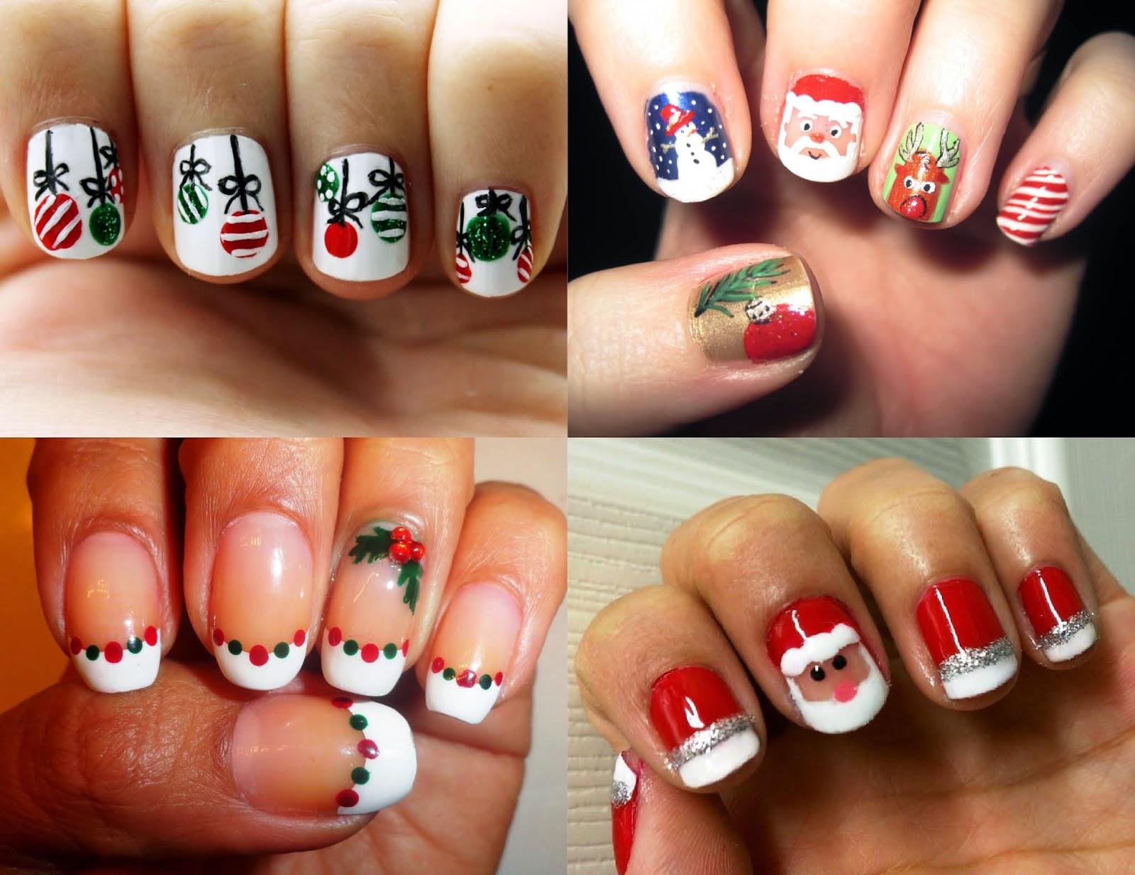 Nail Arts de Natal