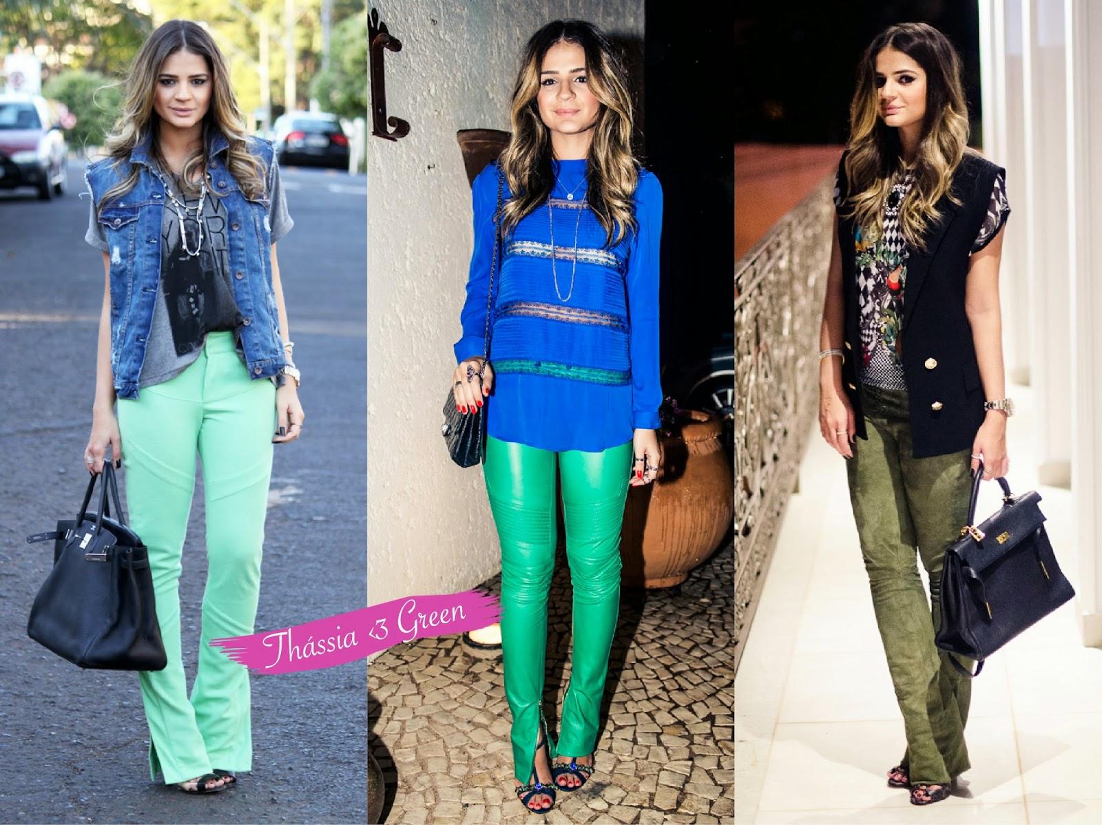 como usar, calca verde, menta, musgo, militar, cargo, discas, looks, o que combina, combinar
