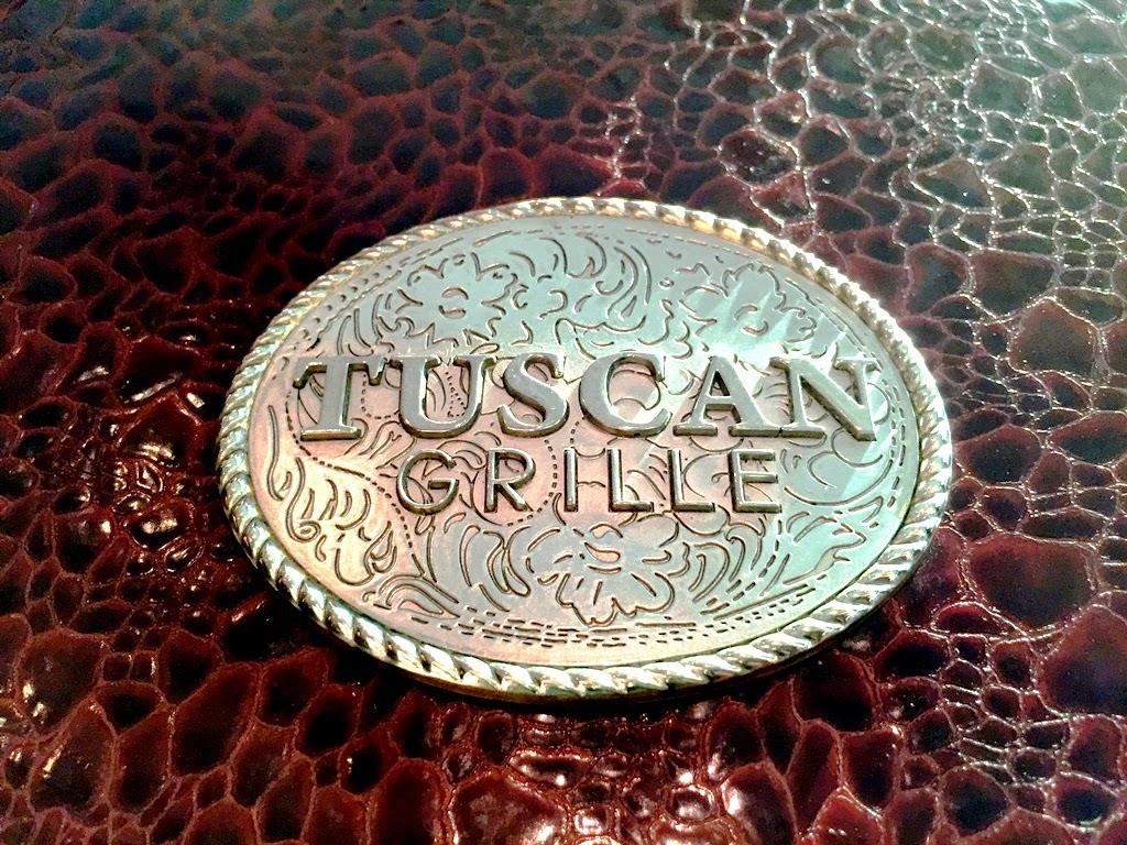 tuscan grille, celebrity solstice, celebrity cruises, giovana quaglio