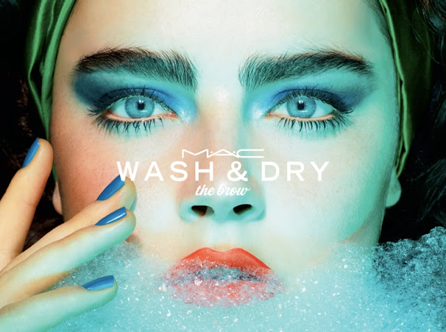 mac, wash and dry