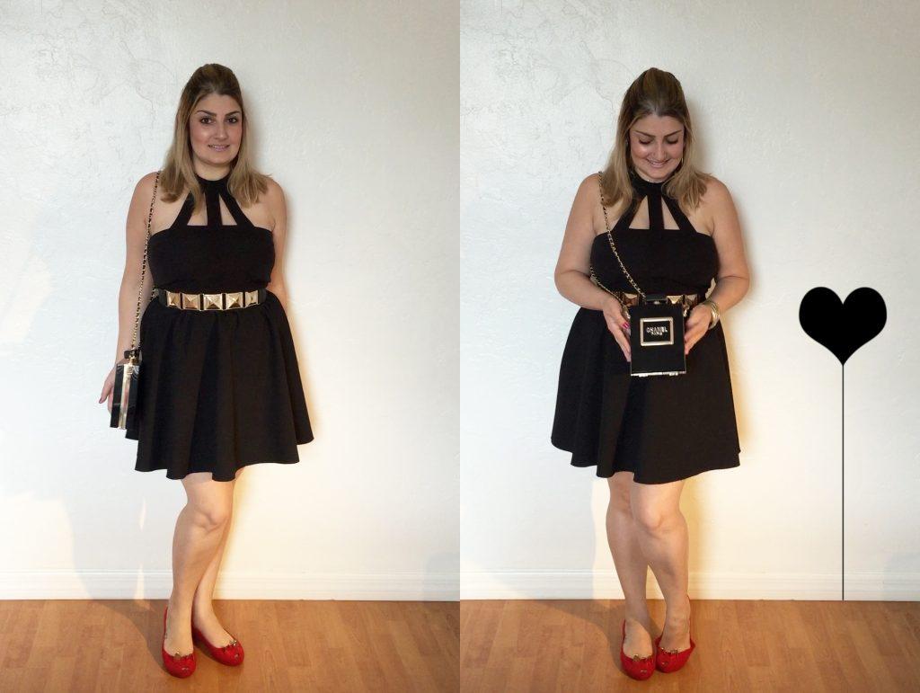 Giovana-Quaglio-Look-Saia-Rodada-Recortes-Bolsa-Chanel-Perfume-Melissa-Gatinho-2