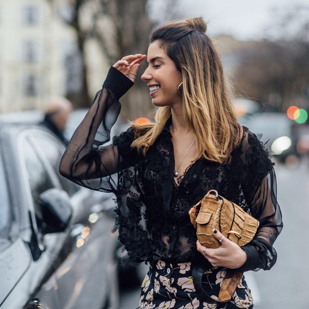 paris, fashion, week, looks, moda, influencers, blogueiras, camila coutinho