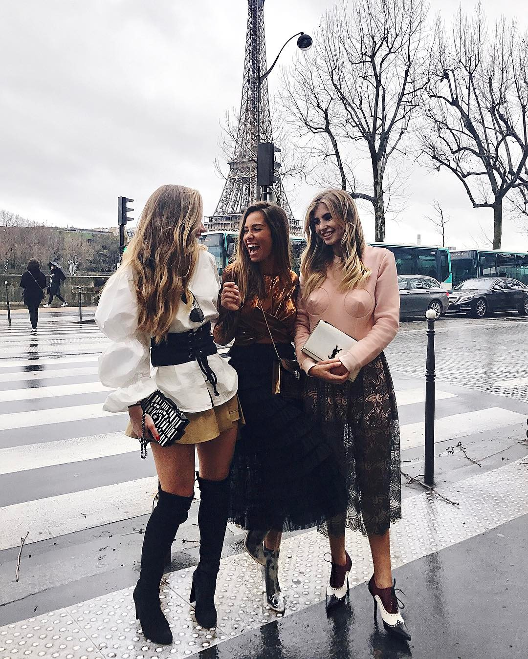 paris, fashion, week, looks, moda, influencers, blogueiras, majamalnar
