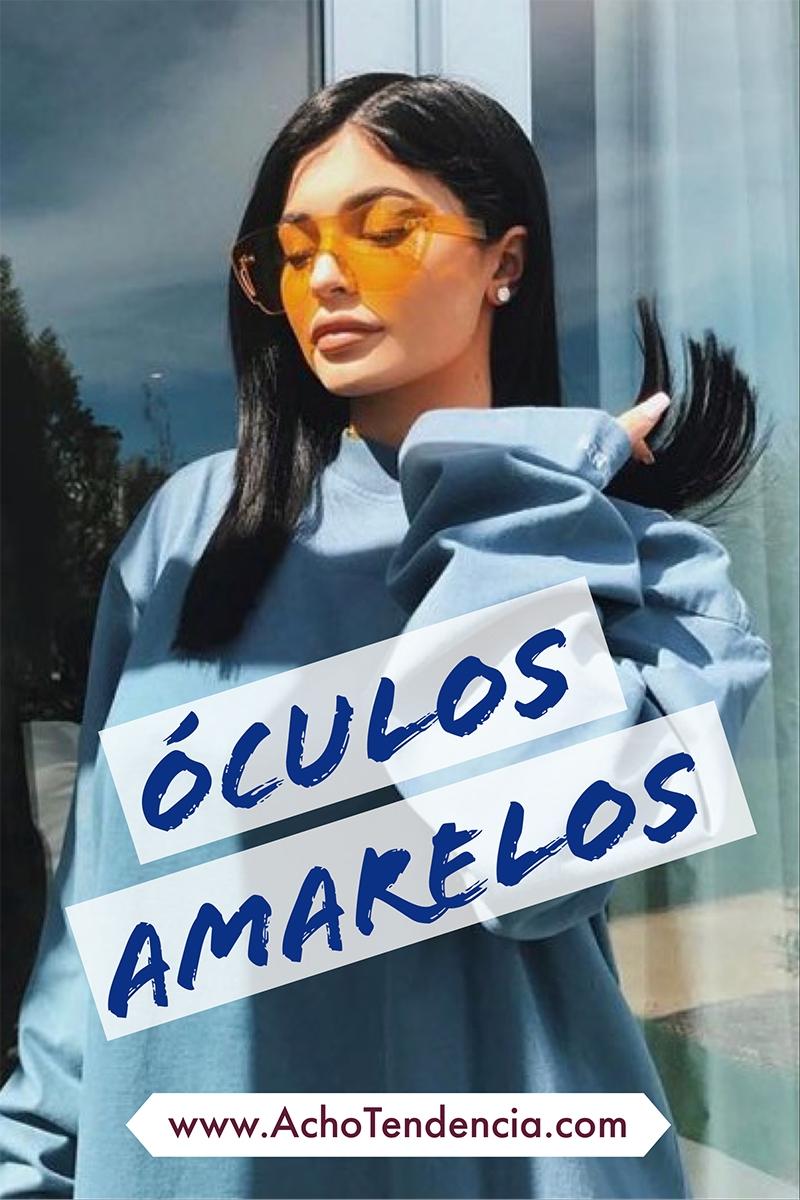 óculos, lente, amarela, como usar, dicas, famosos, thassia, camila coutinho, gio serrano, giovanna ferrarezi, kylie jenner