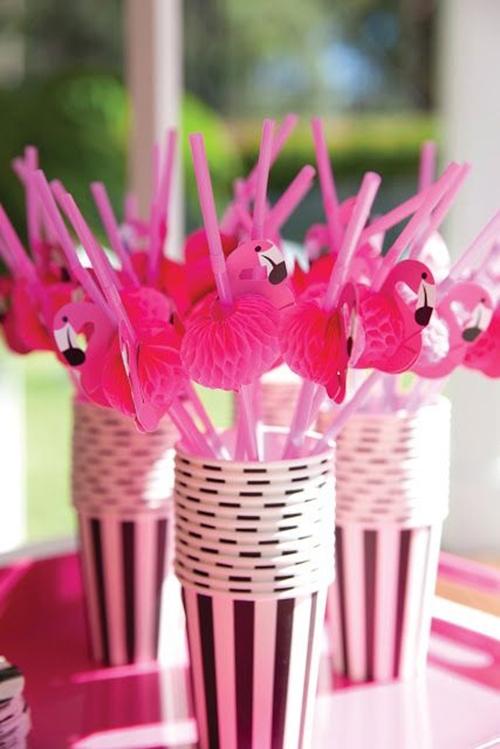flamingo, acessorios, coisas, decoracao, roupas, canudo