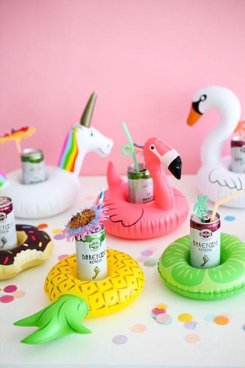 flamingo, acessorios, coisas, decoracao, roupas, porta copos