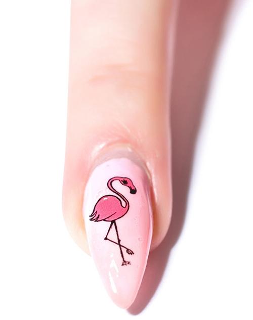 flamingo, acessorios, coisas, decoracao, roupas, unha, nail art