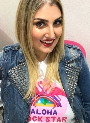 Giovana Quaglio, digital influencer, blogueira, youtuber