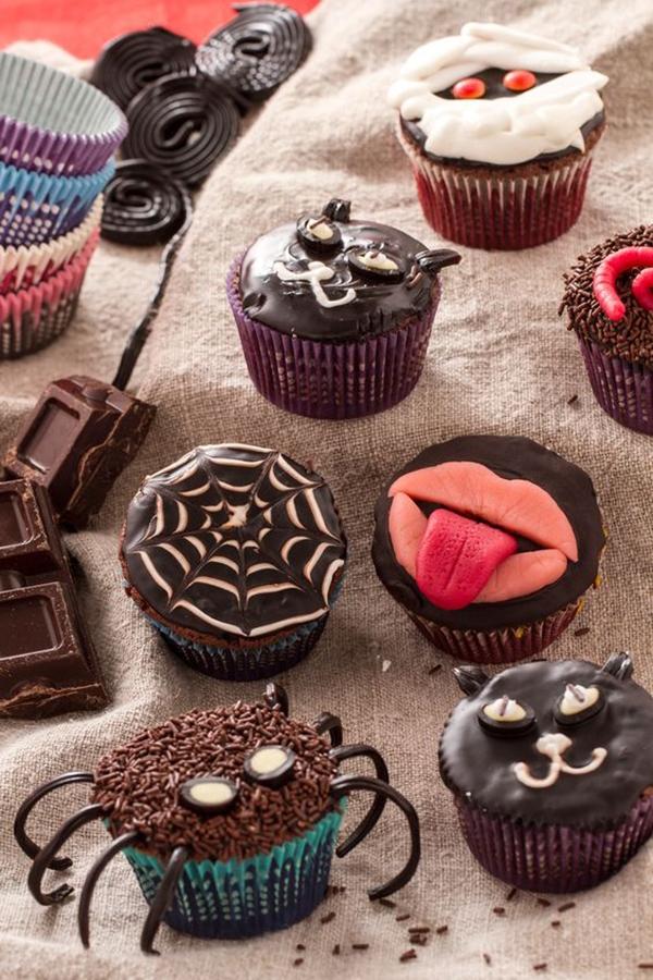 doce, halloween, ideia, criativas, como fazer, em casa, abobora, fantasma, morango, suspiro,